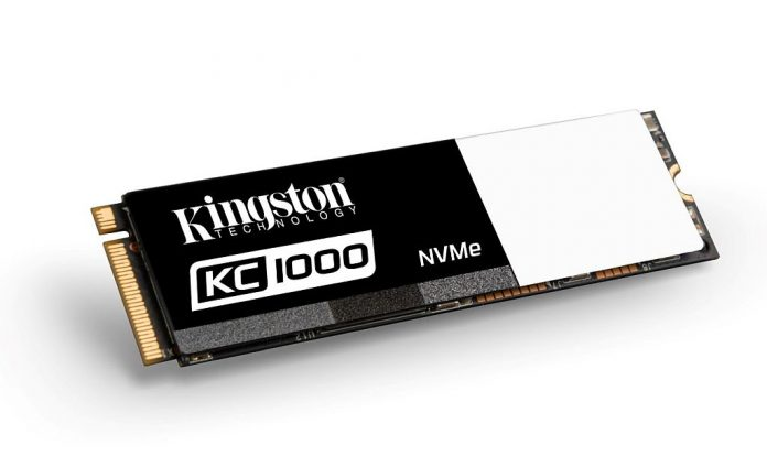Kingston KC1000 SSD M.2